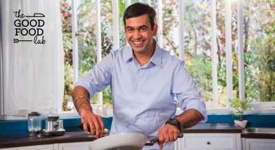 The Good Food Lab presents Chef Vaibhav Mahajan