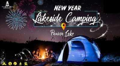New Year's Camping At Pawna Lake