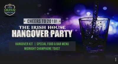 The Irish House Hangover Party, Bandra