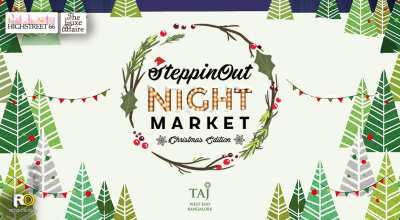SteppinOut Night Market