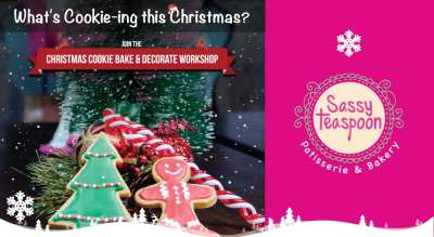 Christmas Cookie Bake and Decorate Workshop