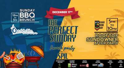 The Perfect Sunday: Launch Party