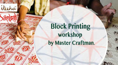 Block Printing – By Mastercraftsman
