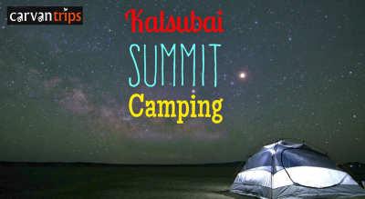 Kalsubai Trek and Summit Camping