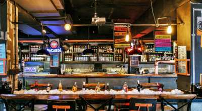 Insider BARgain: Great Offers On Drinks at True Tramm Trunk, Juhu