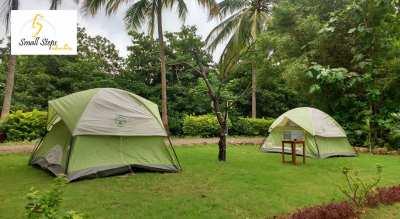 Camping at Orchard Farm - Dahanu