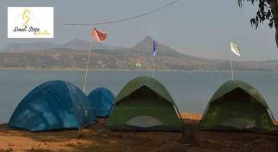 Lakeside Camping at Pawna Lake