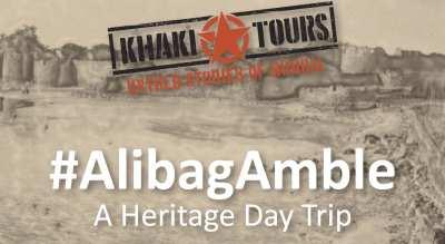 #AlibagAmble by Khaki Tours