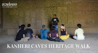 Kanheri Caves Heritage Walk