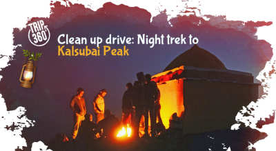 Clean Up Drive: Night Trek To Kalsubai Peak