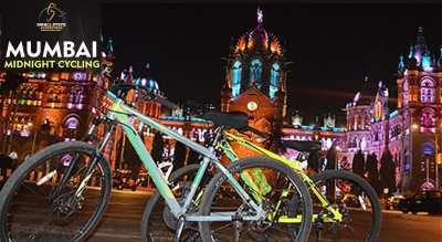 Midnight Cycling Tour Mumbai
