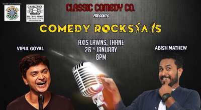 Comedy Rockstars Feat. Abish & Vipul Goyal