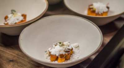 Vegetarian Tasting Menu by Chef Divesh Aswani