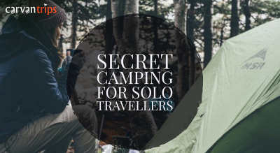 Secret Camping for Solo Travelers