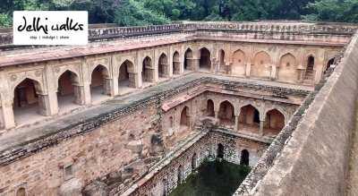 The Beginning of Delhi - Mehrauli Archaeological Park Heritage Walk