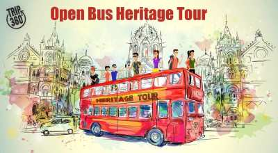 Open Bus Heritage Tour: Around the Fort this Republic Day