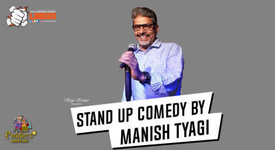 PunchLiners: Standup Comedy Show ft. Manish Tyagi in Amritsar