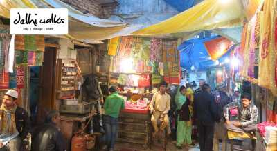 The Mystic's Tale (Nizamuddin Walk)