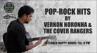 Pop-Rock Hits by Vernon Noronha & the Cover Rangers
