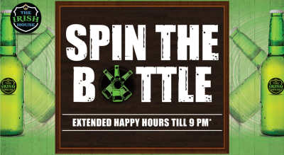 Spin the Bottle at The Irish House, Thane