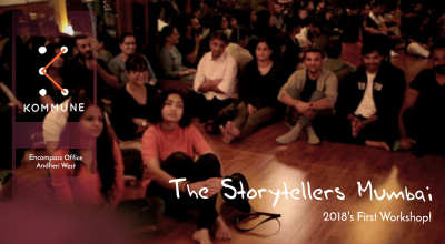 The Storytellers Workshop : Mumbai