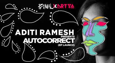 "Primal X Nrtya Present Aditi Ramesh ""Autocorrect"" EP Launch Tour"