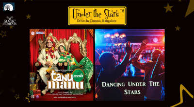 Magic Moments Under The Stars: Screening of Tanu Weds Manu & Dancing Under the Stars