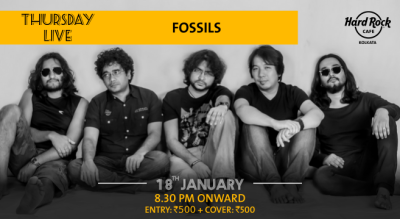 Fossils - Thursday Live!