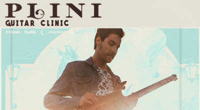Guitar Clinic: Plini, Bangalore