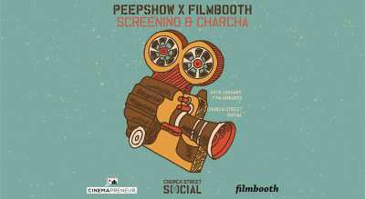 Peepshow x Filmbooth: Indie Film Screenings & Charcha