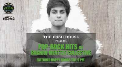 Pop-Rock Hits by Raghav Meattle Collective