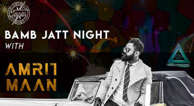 Bamb Jatt Night w/ Amrit Mann