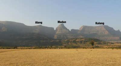 Alang - Madan - Kulang (AMK) Trek