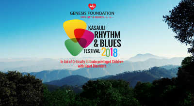 Kasauli Rhythm & Blues, 2018