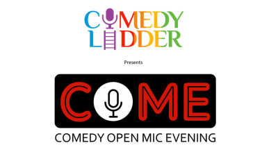 121 COME - Registrations for Comedy Open Mic Evening