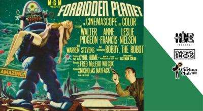 A Hive Film Club Sci- Fi Showcase: Forbidden Planet (1956)
