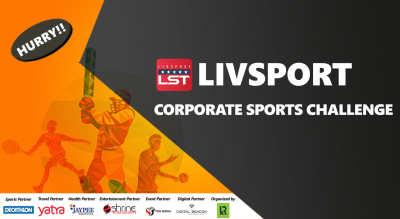 Livsport Corporate Sports Challenge - T- 10 Cricket Tournament