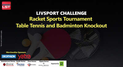 Livsport Corporate Sports Challenge - Racket Sports Tournament