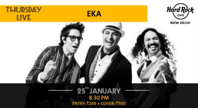 Eka - Thursday Live!