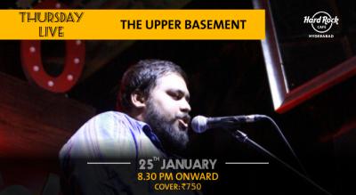 The Upper Basement - Thursday Live!