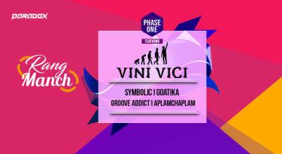 RangManch w/ Vini Vici