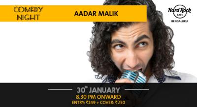 Comedy Night - Aadar Malik