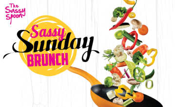 The Sassy Brunch at The Sassy Spoon, Nariman Point​