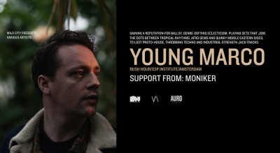 Wild City Present Young Marco, Delhi