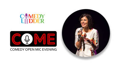 Comedy Ladder Presents 117COME