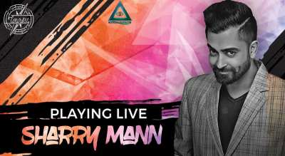 Sharry Mann Live At Tourist
