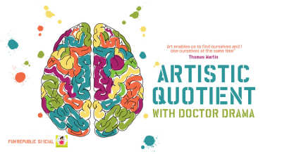 Artistic Quotient w/ Doctor Drama