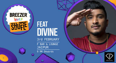 Breezer Vivid Shuffle: Hip Hop Club Gigs, Jaipur
