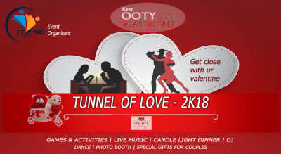 Tunnel of Love - 2K18