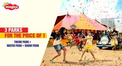 Imagica Republic Long Weekend Offer